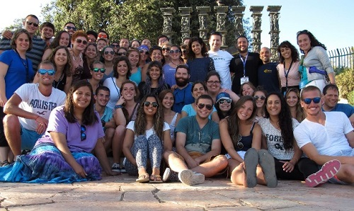Birthright Trip to Israel - 2014