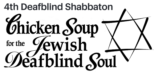 4th Deafblind Shabbaton