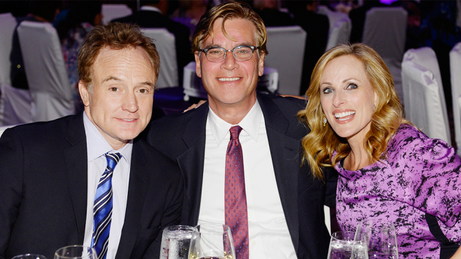 Aaron Sorkin, Marlee Matlin Honored at Inaugural NAD Breakthrough Awards