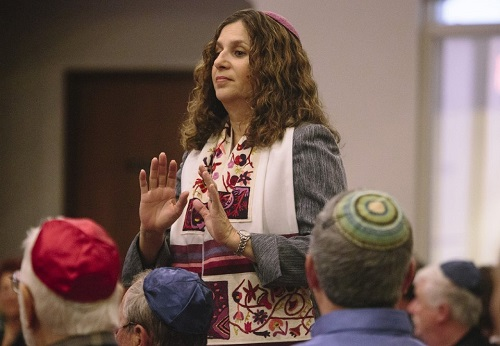 Deaf rabbi's passion loud and clear