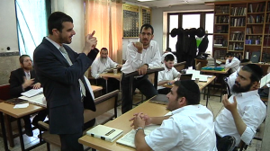 Bringing Judaism's Oral Law to the Deaf