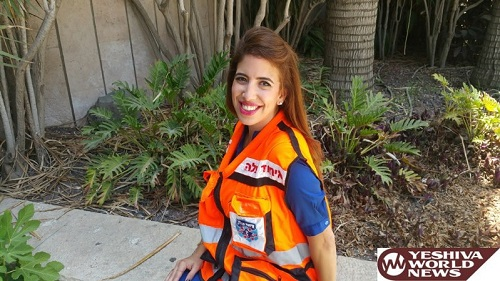 EMS organization, United Hatzalah, graduates first Deaf EMT in Israel
