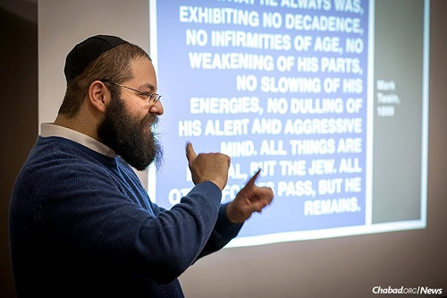 Deaf Rabbi to Lead High Holiday Services in ASL