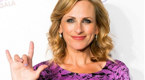 Deaf Actress Marlee Matlin Confirms That Trump Never Called Her 'Retarded'