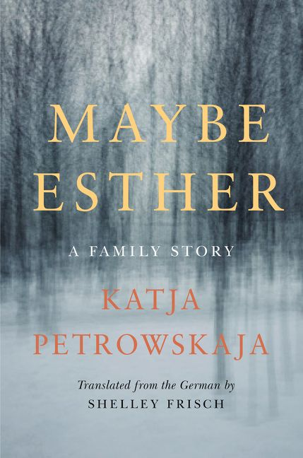 Book: Maybe Esther