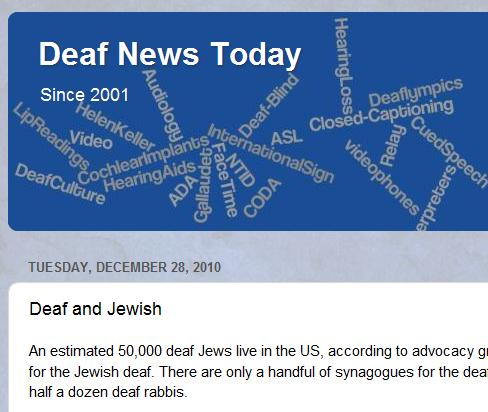 DeafNewsToday